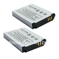 1500mAh 2x Battery for Samsung WB690 WB800F WB700 WB500 L313W L200 L110 L310W L210 L100 HZ15W HZ10W WB200F WB560 WB850F WB550