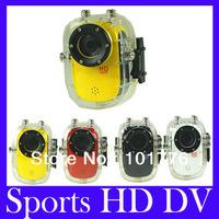 Free shipping Action Camera H.264 Full HD 1080p Sports Mini DV waterproof 30M ,MOQ=1