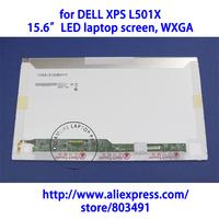 "for DELL XPS L501X laptop, 15.6"" WXGA LED laptop LCD screen, GRADE A+"