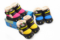 Wholesale ! 2013 new Winter shoes children's cotton shoes baby boots baby snow boots warm boots Shoes kids/children boots