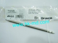 Free Shipping!  2pcs T12-ILS Lead-free Soldering Iron Tips For HAKKO FX-951