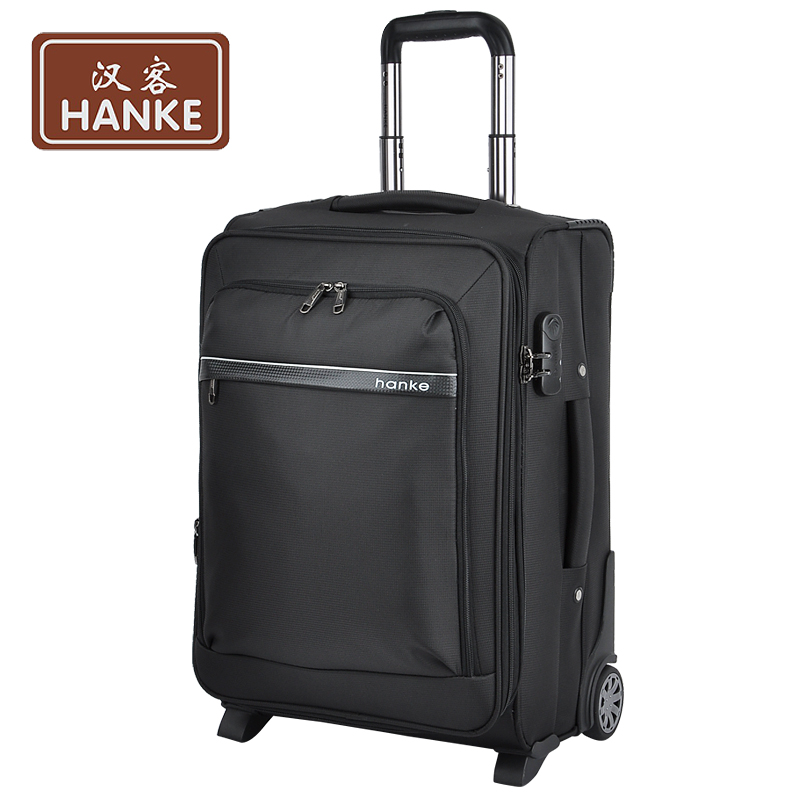 New arrival commercial travel bag one-way round trolley luggage luggage 20(China (Mainland))