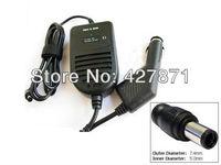 Laptop Car Adapter For Dell Latitude D600 D610 D620 D620 ATG D630 D630 ATG D630 XFR D630C D630N Laptop Car Adapter Free Shipping