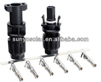 MC4 connector, free shipping, special for 2.5mm solar connector