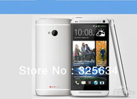"New 4.7"" IPS 720P Screen 1280*720 Quad core MT6589T 1.5G RAM/16GB ROM 8.0M pixel camera phone for HTC one M7 phone Free shipping"
