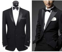 2013 suits slim the groom suit best man male wedding dress fashion set