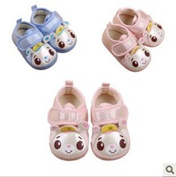Free Shipping 1201b single shoes skidproof toddler shoes baby shoes baby shoes