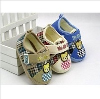 Free Shipping 1206 skidproof baby toddler shoes baby shoes baby shoes single shoes