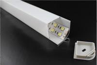 Aluminum Profile for LED Ligting, big size Aluminum LED profile for corner, HS-ALP015-R
