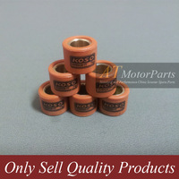 KOSO 3g 4g 5g 6g 7g 8g 9g 10g 11g 12g Copper Variator roller weights set 1PE40QMB Jog 50cc BWS 50cc 100cc scooter moped 15x12mm