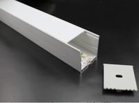Aluminum Profile for LED Ligting, High power recessed aluminum LED profile for ceiling or pendent light, HS-ALP018