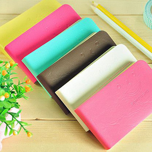 Travel notepad cartoon fresh diary small book stationery notebook 70
