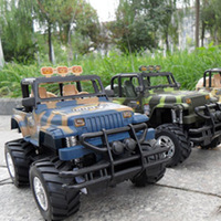 Large remote control car remote control off-road vehicles big toy car hummer remote control car