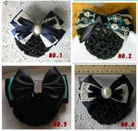 Quality handmade hair accessory hair accessory hairpin bow string bag