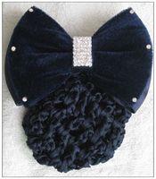 Butterfly - hair maker rhinestone net bag hairpin hair accessory hair accessory