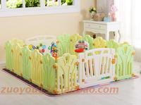 Child fence game fence playpen crib baby fence ice cream