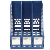 Office desk lashed stationery b2113 hanaper data rack box blue grey