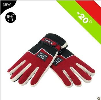 Windproof gloves fleece gloves outdoor gloves thermal gloves ski gloves