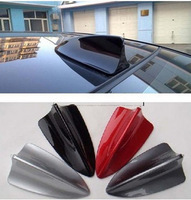 Universal Auto Car Shark Fin Roof Decorative Decorate Antenna Aerial White/Silver/Black car accessories