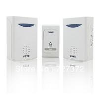 wireless digital remote control door bell Doorbell vistor alert 38 melodies 12V