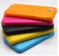 jiayu G2 mobile phone silica gel protective case protective case back cover protective film battery charger