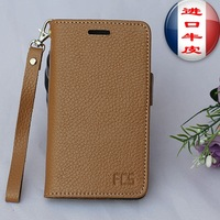 jiayu G3 around open genuine leather case phone case cell phone protective case genuine leather case ultra-thin
