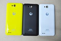 for Jiayu G2 dual-core mobile phone original battery cover multicolour battery cover  for jiayu g2 battery case free shipping