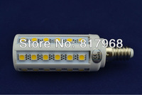 E27 E14 6W  36PCS SMD 5050 LED Cool white Warm White Lamp Light Energy Saving Bulb Free Shipping
