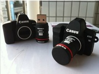 Fashion Creative simulation canon digital Camera model USB 2.0 Memory Stick Flash Drive 4GB 8GB16GB 32GB C-model