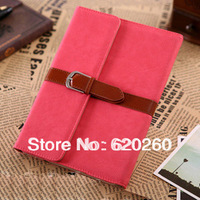 Free shipping!  Tablet case 9.7'' inch for ipad 2/3/4 pu etui ipad mini leather protective briefcase cover business simple style