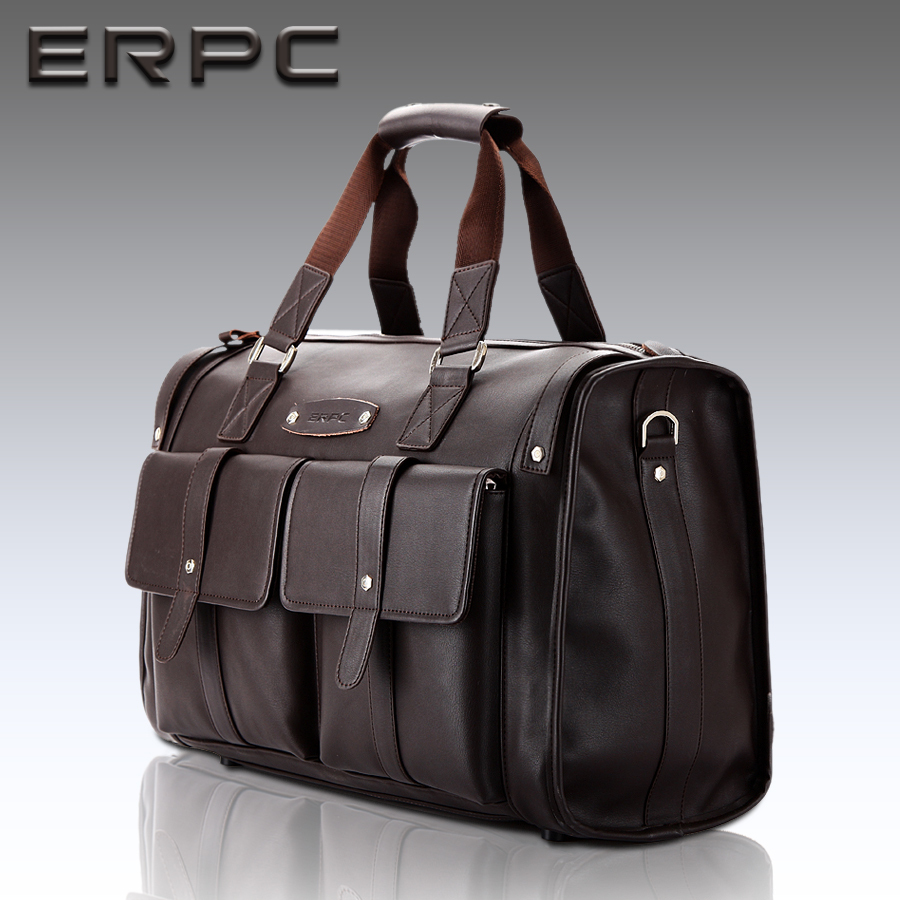 Male commercial boarding bag travel bag quality man bag travel bag handbag d103(China (Mainland))