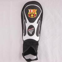 Free Shipping Team logo print soccer shin pads football shin guard soccer shin pads