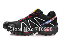2013 NEW Mens SALOMON size 45 trail speedcross athletic sport shoes brand comfortable!
