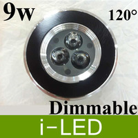 Free shipping,9w led ceiling light,4pcs/lot,CCC&CE&ROHS,Warm white/cool white,2 years warranty