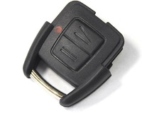 Alarm remote control key fob for Vauxhall For Opel Vectra Zafira 2 Buttons 433.92MHz