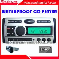 Waterproof Marine CD DVD Radio Mp3 Player for Sunna Room,Kitch,Automobile