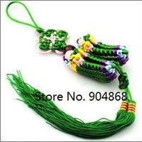 China-wind China Knot Knitting Artwork Handicraft Chinese Knots car Pendant