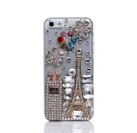 Perfume bottle case for iphone5 5s drill shell wholesale cell phone drill shell wholesale customizable