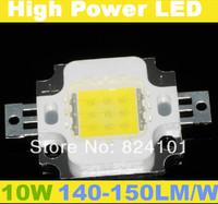 10W High Power Integrated led 45*45mil White Lamp Bead bridgelux led chip 140-150lm/w for led flood light lamp