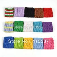 "2013  Free Shipping Wholesale boutique Crochet 10"" Tube Tops,10pcs/lot"