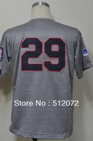 Minnesota #29 Rod Carew Men's Authentic Throwback 1969 Road Grey Baseball Jersey