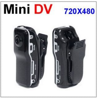 Free shipping Mini Sports DV camcorder mini dv minidv MD80 smallest DV HD voice recording(China (Mainland))