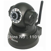 Free Shipping Apexis - Wireless IP Surveillance Camera Freely Control Upload Image to FTP