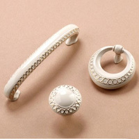 Free Shipping!!  European Design Zinc Alloy Handle for Furniture, Drawer Pulls, Cabinet Handles( Pitch:96mm)