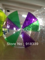 HI  PVC Water Walking  Ball  Colourful  Style