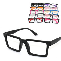Free Shipping Wholesale myopia fashion plain mirror frame / frames glasses
