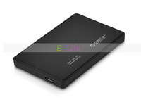 "ORICO 2588US3 Portable  External 2.5"" SATA  USB3.0 HDD Enclosure Tool Free Esata Interface Windows 8 / 7 Free shipping"