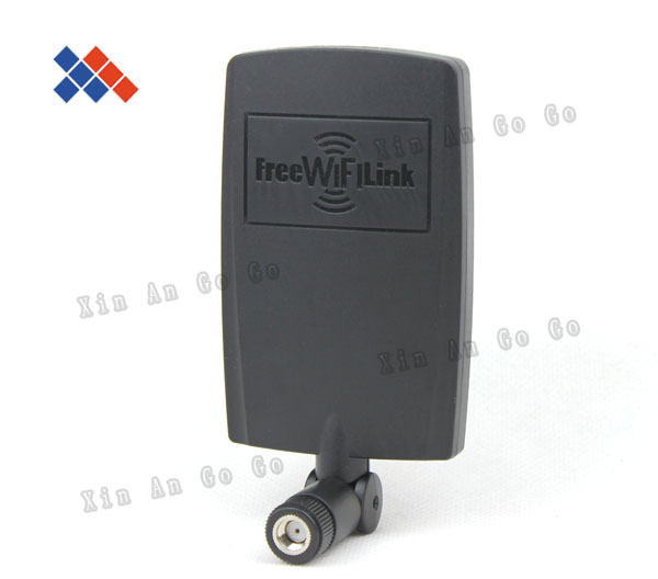 2.4G wifi Wireless router antenna 12dbi with sma connector indoor directional free shipping(China (Mainland))
