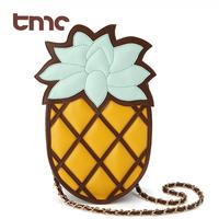 TMC 2013 Fashion Bag Pineapple Bag Plaid Chain Small Bag Cross-Body Bag YL361