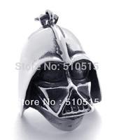 Star Wars Warrior Darth Vader Armor Helmet Necklace